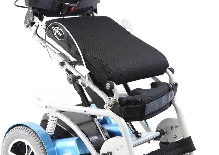 best standing power wheelchair karman