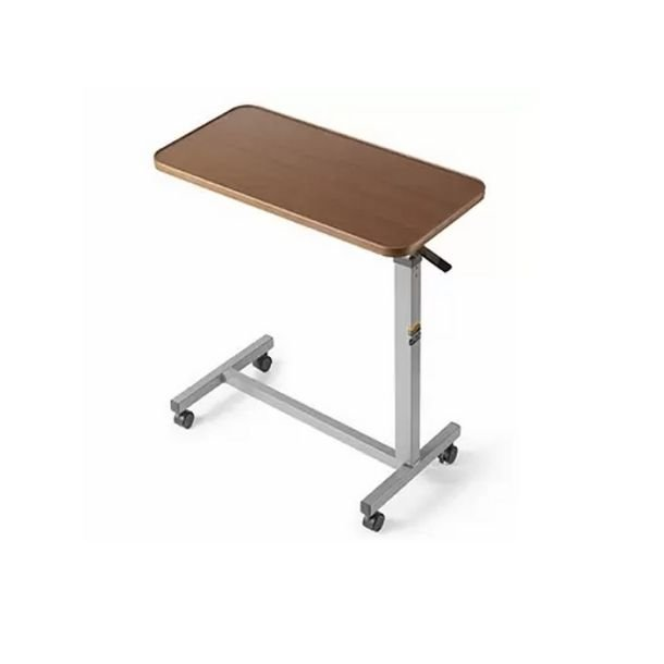 Auto-Touch Overbed Table