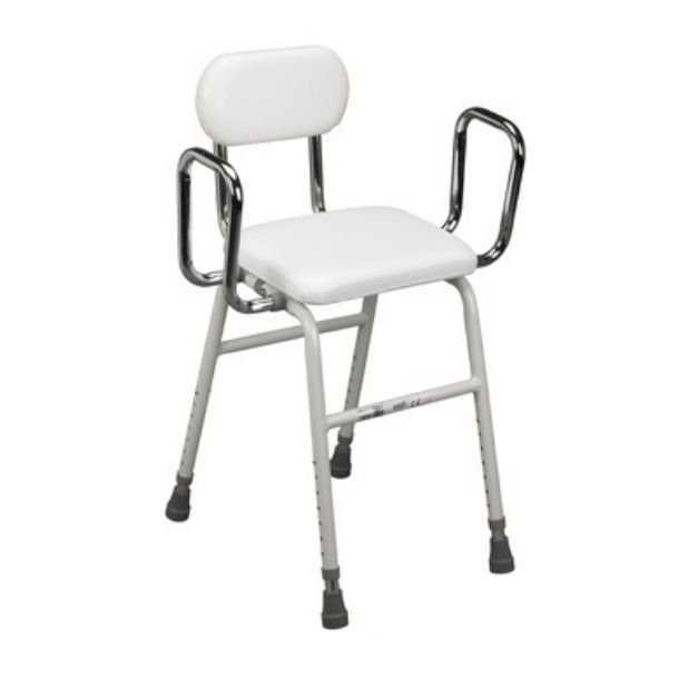 Hip Stool with Arms