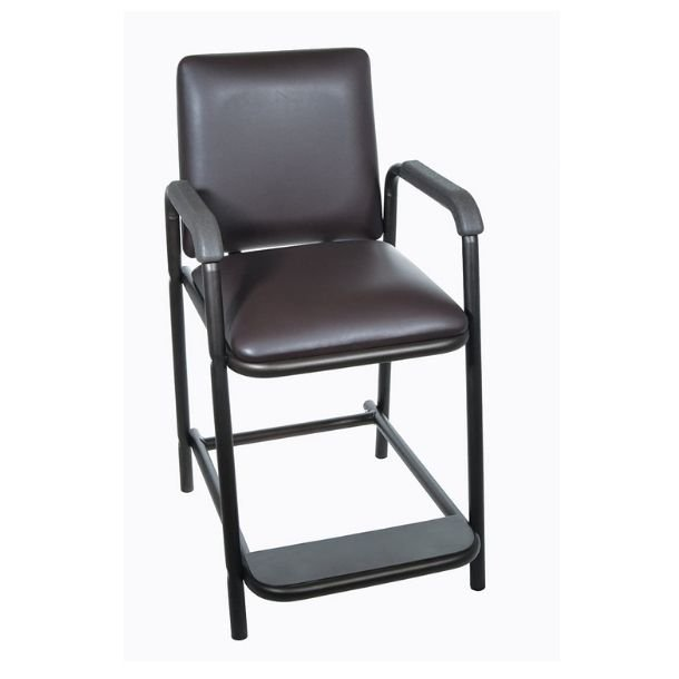 Padded Seat in a Hip High Chair