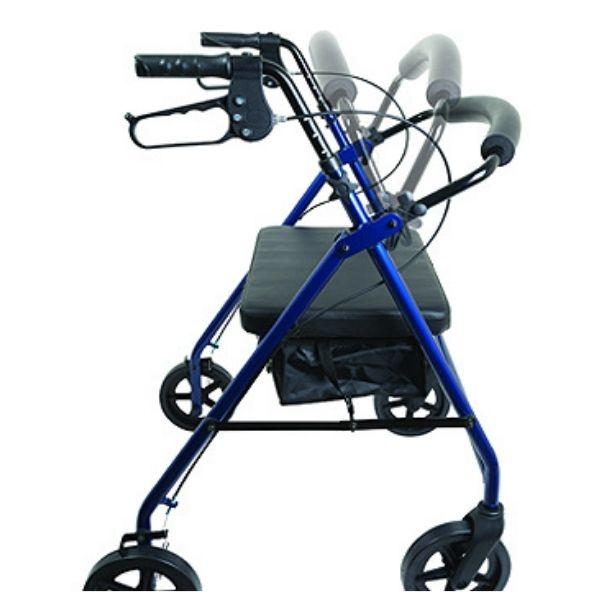 Rollator for Bariatrics