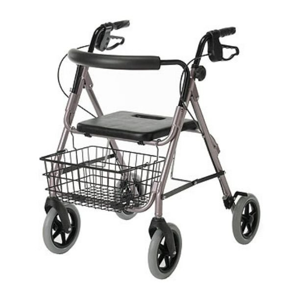 Rollators with Eight Wheels from Medline