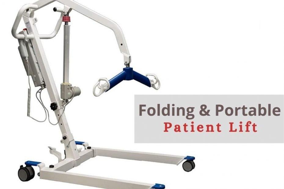 Folding & Portable Patient Lift