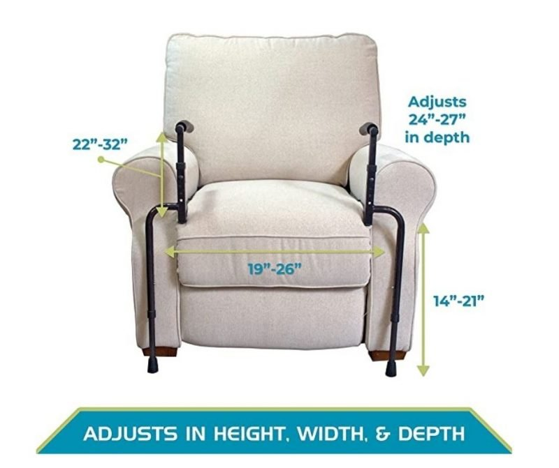Standers EZ Stand-N-Go Couch/Chair Stand with Dual Support Handles