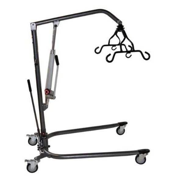 Manual Elevating Hydraulic Patient Lift