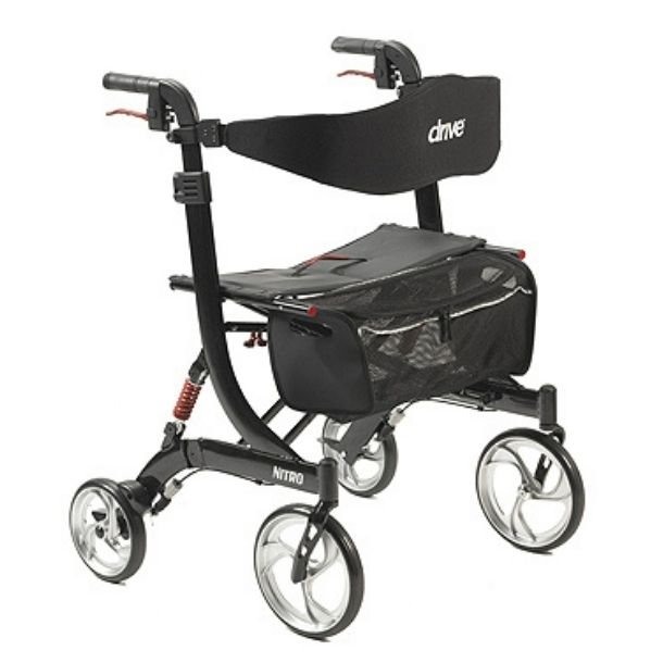 four & Six wheel Walker in the Euro Style with Nitro