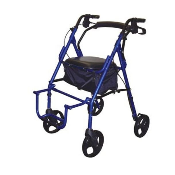 Wheelchair with Double transport
